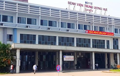 Trung tâm ung bướu Bệnh viện Trung ương Huế
