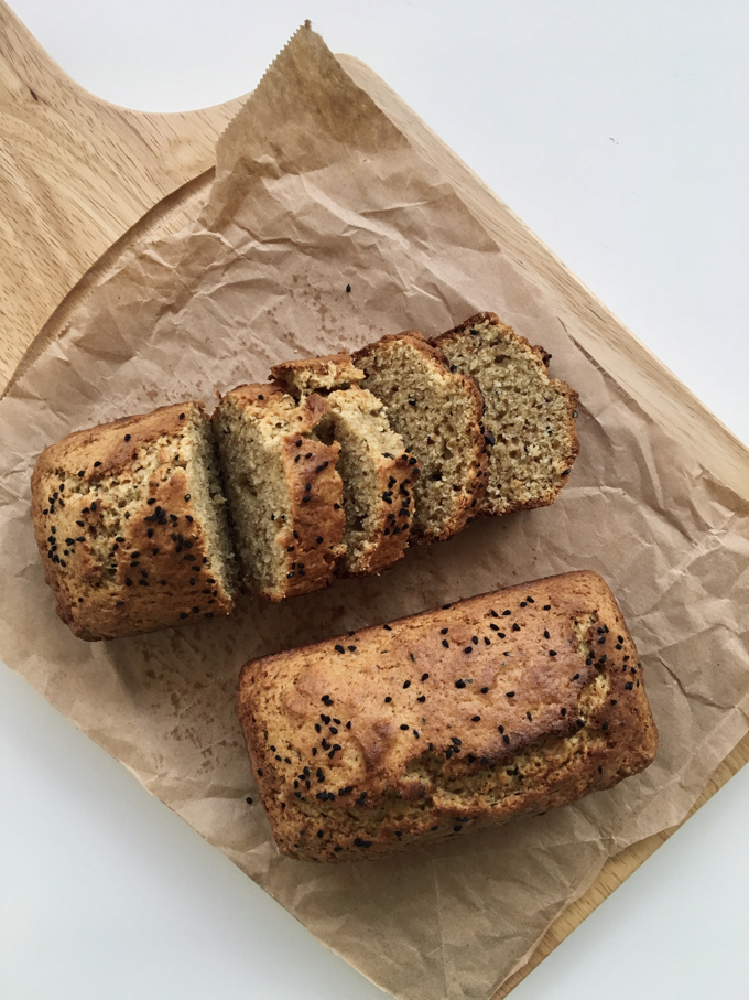 Ripe Plantain Sweet Bread