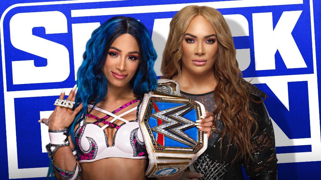 SmackDown Women's Championship estará em jogo na próxima semana
