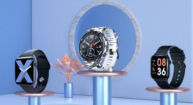 Promoção engraçada de Smartwatches na Gearbest