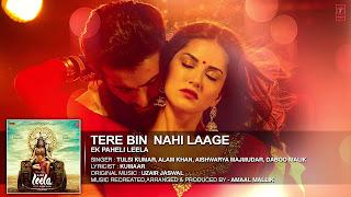 Download Tere Bin Nahi Laage - Ek Paheli Leela Full HD Video