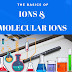 Ion and molecular ion