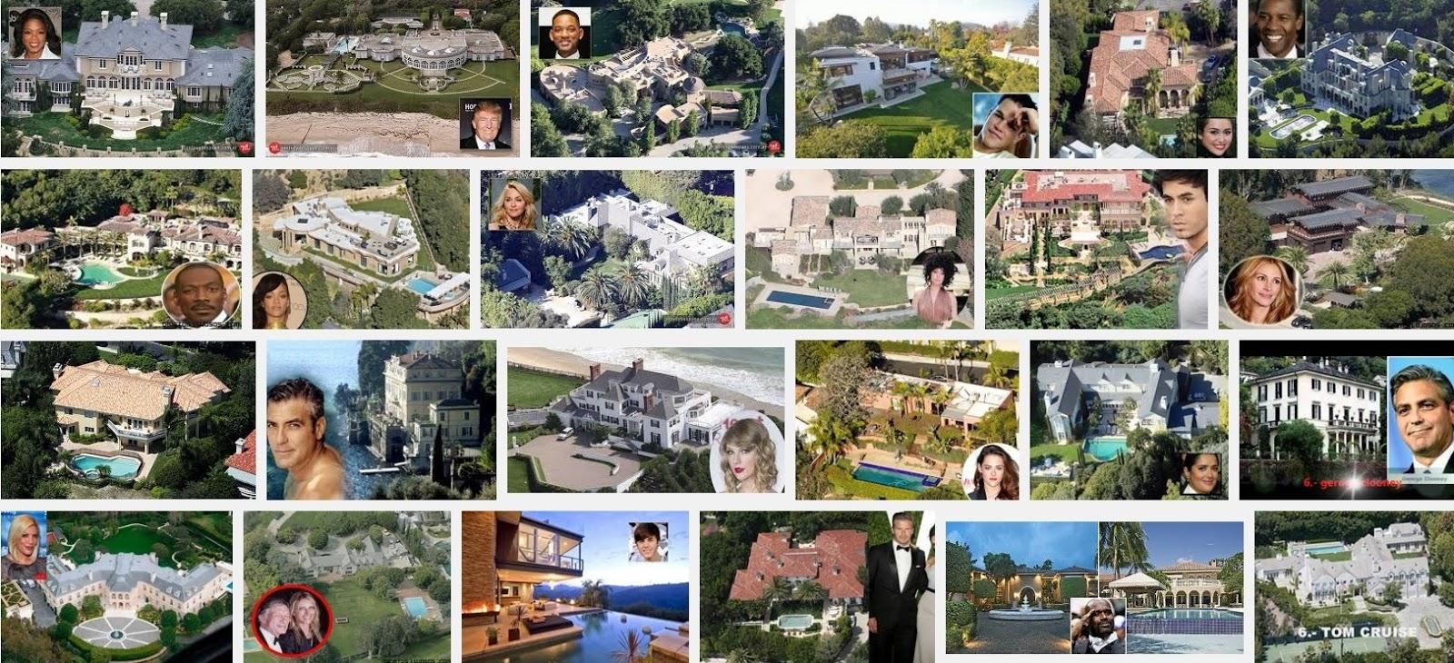 Planos de viviendas gratis for Casas de diseno de famosos