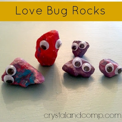 love bug rocks