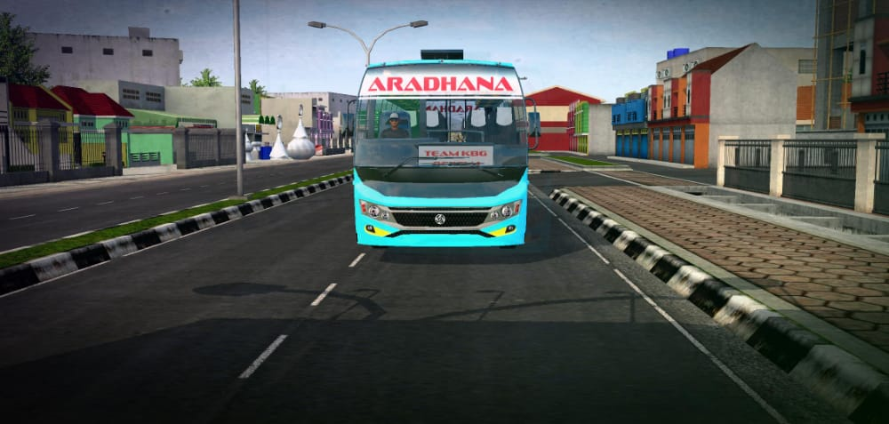 Kondody BS6 V1 Bus Mod, Kondody BS6 Mod BUSSID, Mod Bus Kondody BS6, BUSSID Bus Mod