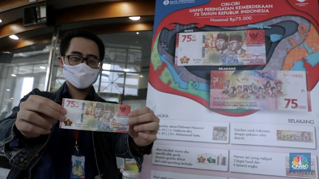 Terima Kasih, Pak Jokowi! UU Ciptaker Bikin Rupiah No 1 Asia