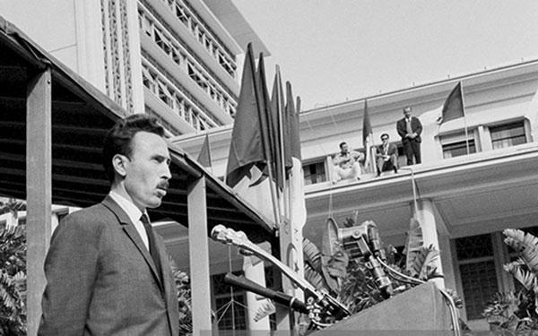 President Boumediene's speech, 1967