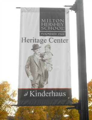 Heritage Center at Kinderhaus in Hershey Pennsylvania