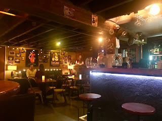 Picture of Alfreddos underground bar