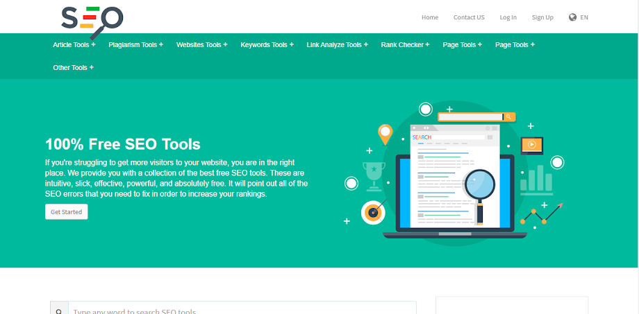 Seo Tools Nepal