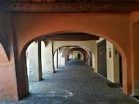 I portici di Castel Bolognese