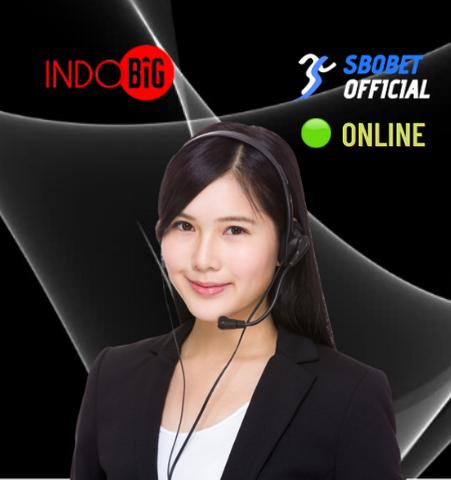 IndoBIG : Agen SBOBET terpercaya daftar situs judi bola, slot & casino online resmi login taruhan bandar judi online 24 jam games mobile Indonesia terbaik.