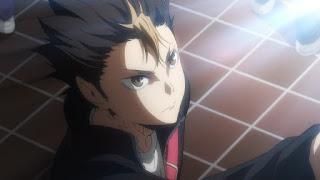 ハイキュー!! アニメ 3期1話 西谷夕 | Karasuno vs Shiratorizawa | HAIKYU!! Season3