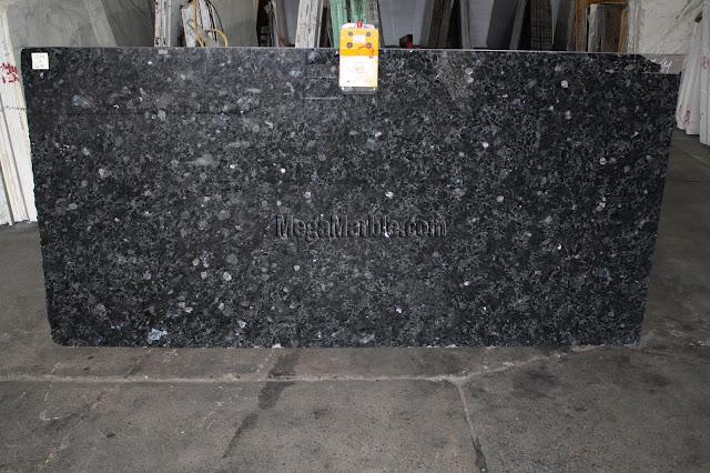 Volga Blue Granite slabs for countertop