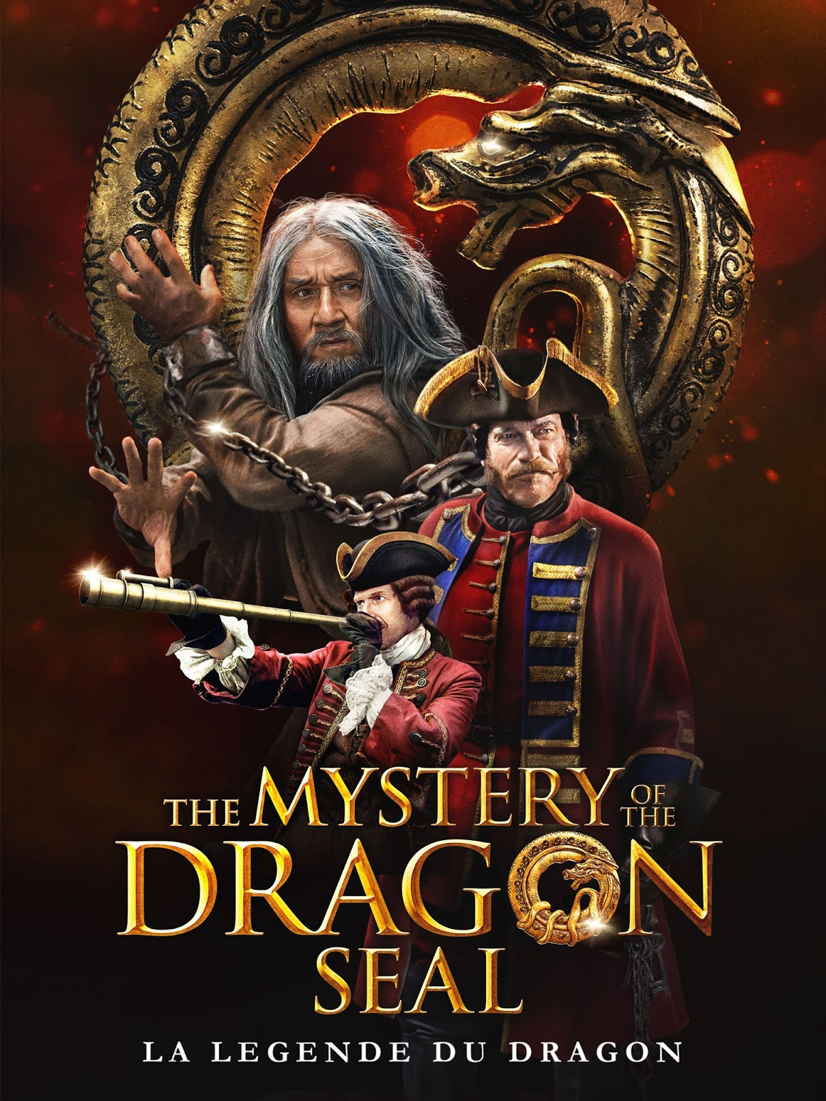 The Mystery of the Dragon Seal [2020] [DVD9] [PAL] [Castellano]
