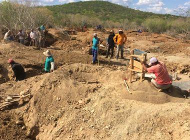 Santaluz - BA: Corrida 'ao ouro' já levou cerca de 500 para garimpo, aponta reportagem