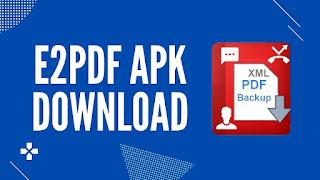 E2pdf Apk Download
