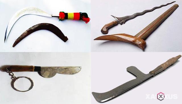 6 Senjata Tradisional Jawa Timur Beserta Gambar, Nama, Sejarah, dan Penjelasannya
