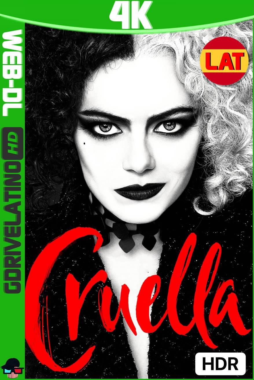Cruella (2021) DSNP WEB-DL 4K HDR Latino-Ingles MKV