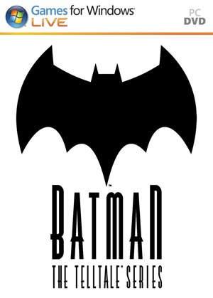 Batman The Telltale Series PC Full Español