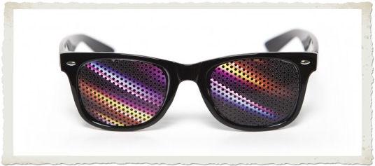 nunettes occhiali da sole stravaganti