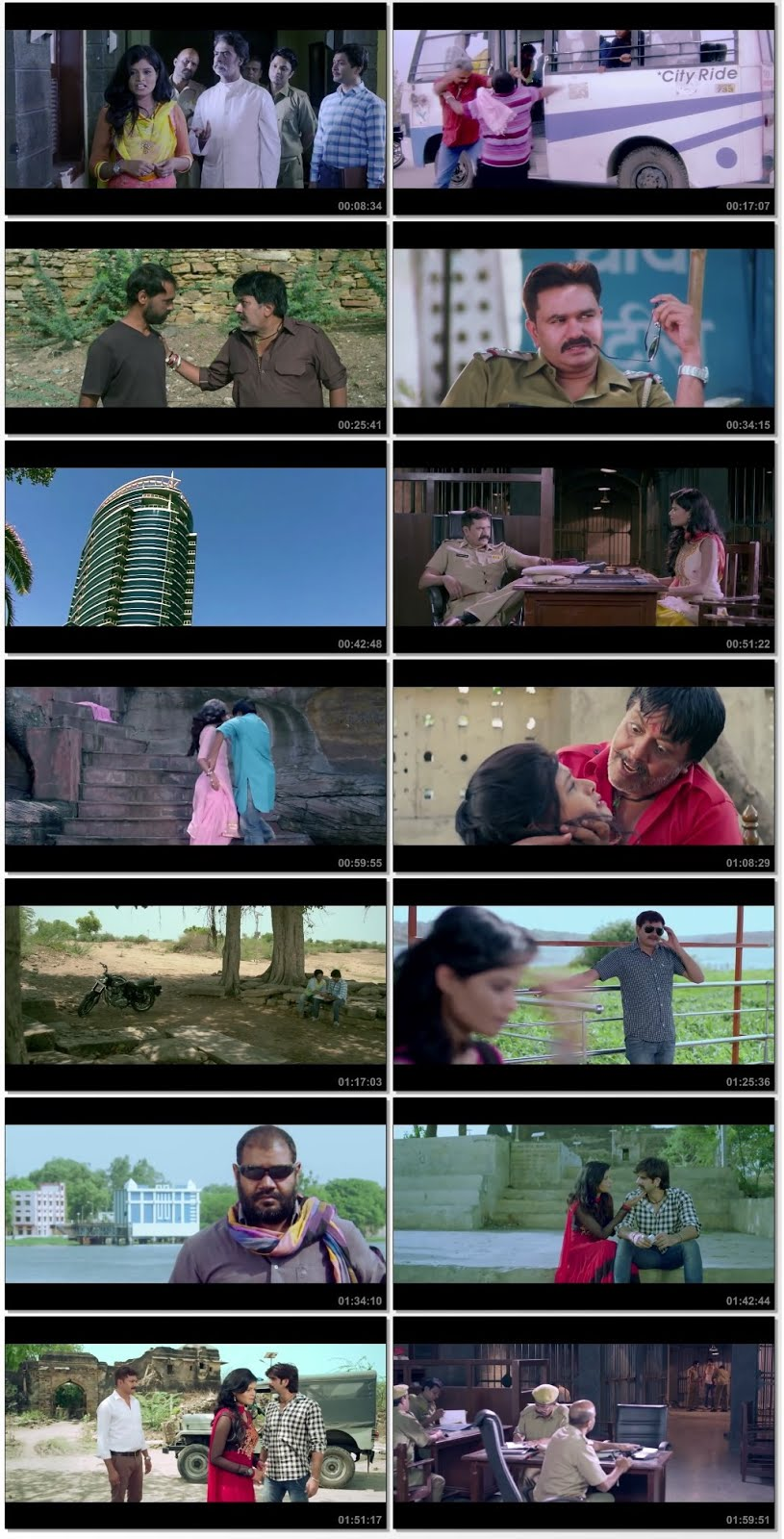 Screen Shot Of Dhara 302 2016 Full Movie Free Download HD 720P Watch Online