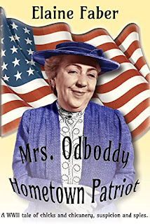 Mrs. Odboddy: Hometown Patriot by Elaine Faber