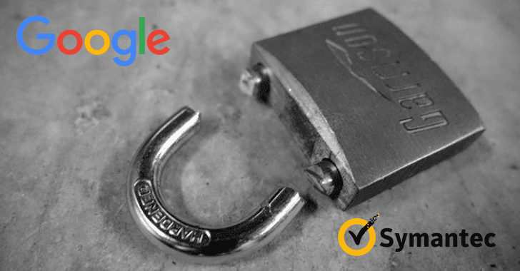 Google Chrome to Distrust Symantec SSLs for Mis-issuing 30,000 EV ...