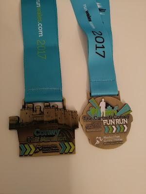 Conwy medals