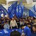 Candidatos del Modelo Formoseño junto a la comunidad universitaria
