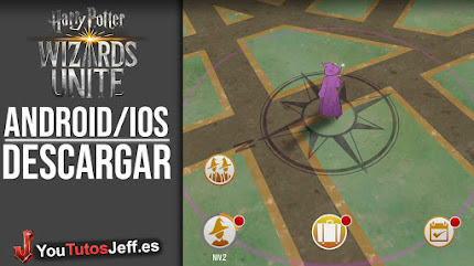 Descargar Harry Potter Wizards Unite para Android y iOS