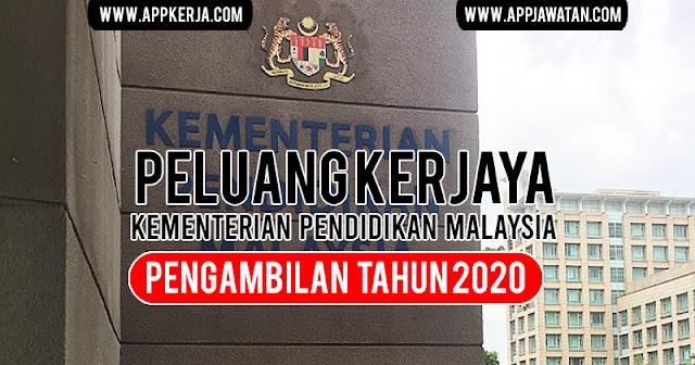 Jawatan Kosong di Kementerian Pendidikan Malaysia (KPM)