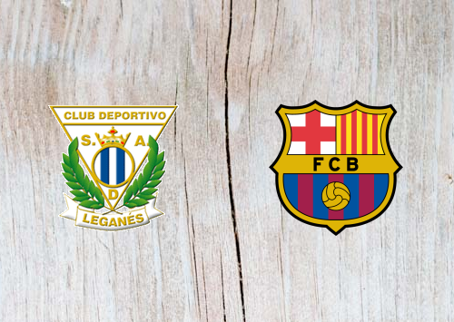 Leganes vs Barcelona Full Match & Highlights 26 September 2018