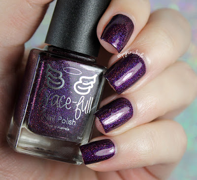 Grace-Full Nail Polish Voodoo Dazzle | Halloween Duo