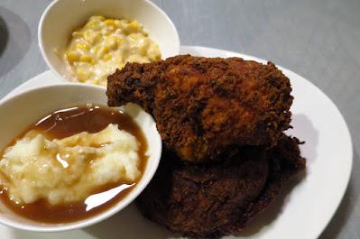 One Night Only, buttermilk fried chicken