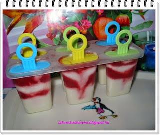 Epres joghurtos jégkrém  házilag ????