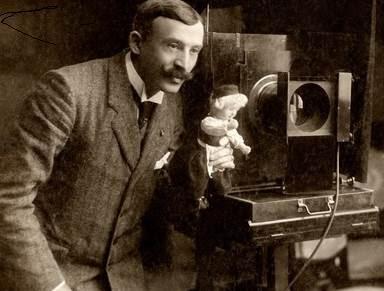 Gustavo Freudenthal en 1919