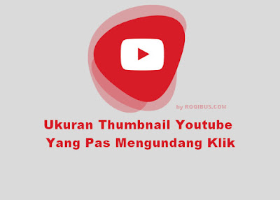 ukuran thumbnail youtube