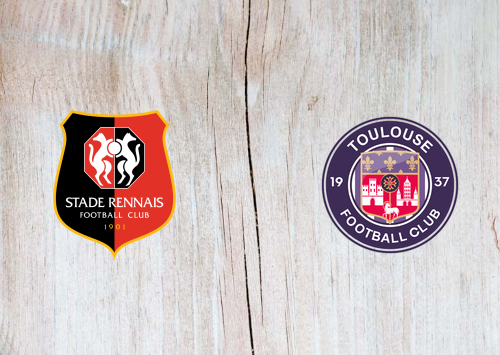 Rennes vs Toulouse -Highlights 27 October 2019