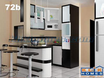 Dapur Keringlokasinya Dipadukan Basah