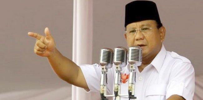 Alasan Mengapa Memilih Prabowo Menjadi Presiden Republik Indonesia