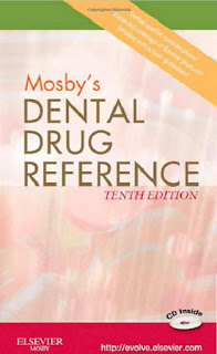 Mosby's Dental Drug Reference 10th Edition