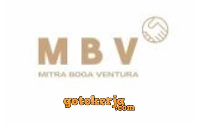 Lowongan Kerja PT Mitra Boga Ventura (MBV)