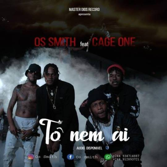 Os Smith - Tô Nem Aí (feat. Cage One)