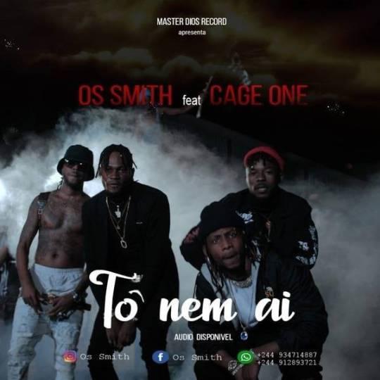 Os Smith - Tô Nem Aí (feat. Cage One)