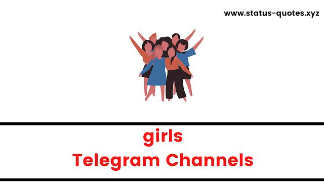 Girls Telegram Group Links 2021