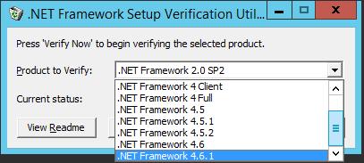 framework 4.6.1