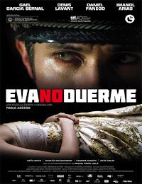 Eva no duerme (2015) [Latino]