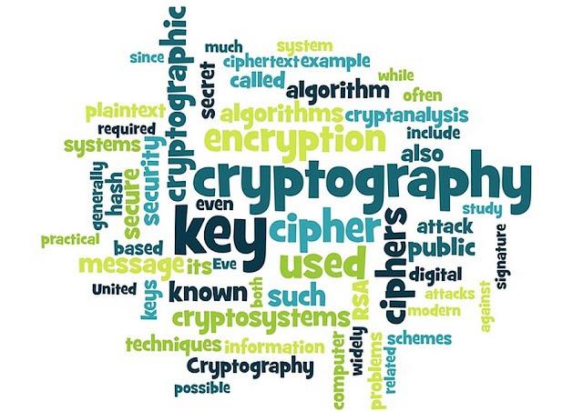 immagine gratis Crittografia