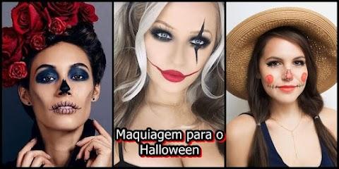 Maquiagem para o Halloween